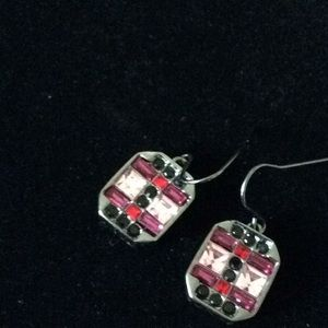 GIVENCHY PIERCED EARRINGS ..GREAT CONDITION.
